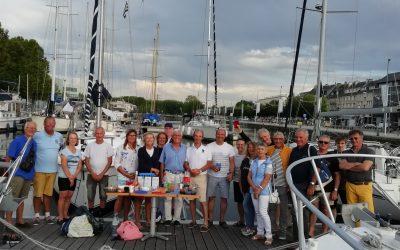 Rallye Port-Guillaume Caen : un beau moment de convivialité (3-4 août 2019)